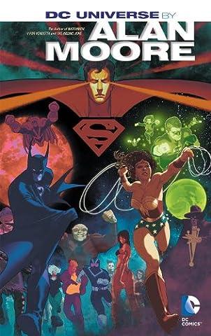 DC Universe by Alan