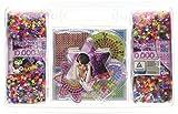 Happy People 63745 - Bügelperlen-Set, ca.10.000 Stücke mit 6 verschiedenen Schablonen