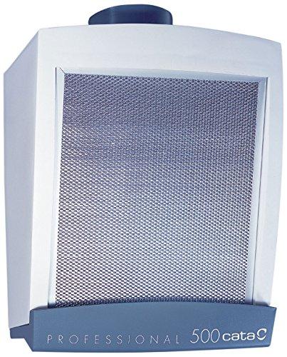 Cata Professional 500 - Extractor centrífugo de cocina, 125 W, color blanco y gris