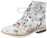 s.Oliver Damen 25203 Chukka Boots, Silber (Silver Flower 946), 40 EU