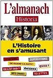 L'almanach Historia : L'Histoire en s'amusant