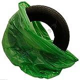 100 XXL Reifensäcke Reifentüten Reifenhüllen Reifenbeutel Reifentasche bis 22'