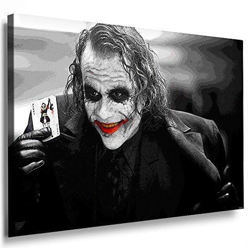 boikal-leinwand-bild-joker-film-batman-heath-ledger-leinwanddruck-kunstdruck-fm30-wandbild-40-x-30-c