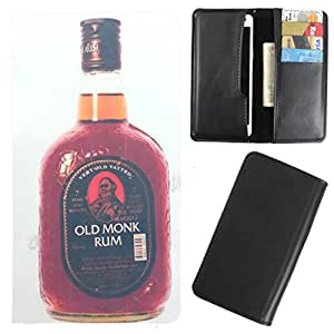 DooDa - For Spice Stellar 517 PU Leather Designer Fashionable Fancy Case Cover Pouch With Card & Cash Slots & Smooth Inner Velvet