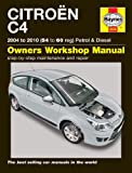 C4 Petrol & Diesel 2004-2010 Haynes Manual