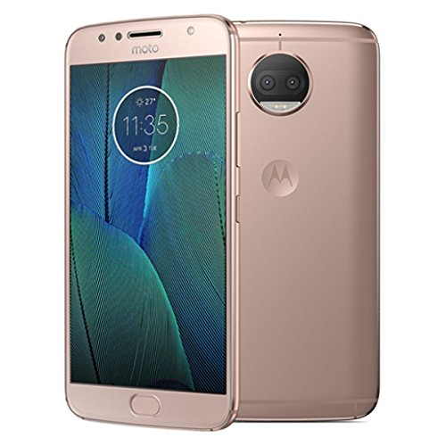 "Motorola Moto G5S Plus 4G 32GB Gold - Smartphones (14 cm (5.5""), 32 GB, 13 MP, Android, 7.1.1 Nougat, Gold)"