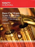 Bass Clef Brass Scales & Exercises for Trinity Guildhall Bass Clef Euphonium & Tuba Examinations from 2007 (Grades 1-8)