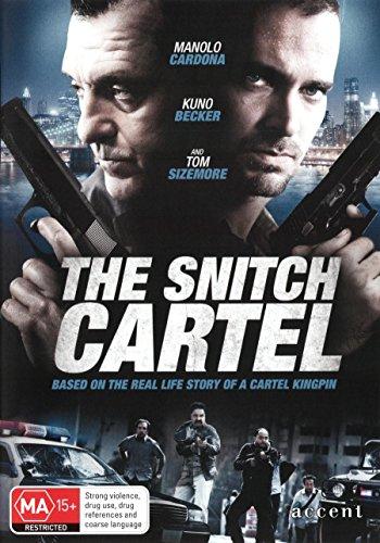 The Snitch Cartel ( El cartel de los sapos ) [ NON-USA FORMAT, PAL, Reg.0 Import - Australia ]
