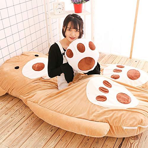 t Plüsch Spielzeug Tatami Faul Sofa Matratze Teddybär Puppe groß Ragdoll 1,8 * 1,2 m ()