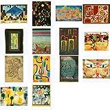Kunstkarten-Komplett-Set Paul Klee
