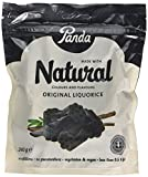 Panda Liquorice Cuts Bag 240 g (Pack of 6)
