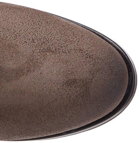 Tommy Hilfiger Damen T1285essa 3c Stiefel Braun (Black Coffee)
