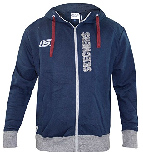 men-sketchers-fenner-hoodie-grey-navy-l