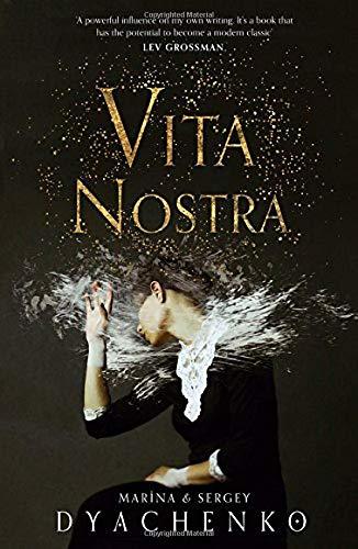 Vita Nostra por Sergey Dyachenko