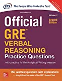 #6: Official GRE  Verbal Reasoning Practice Questions