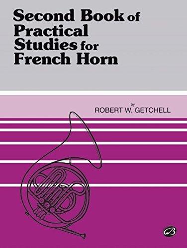Practical Studies for French Horn, Bk 2