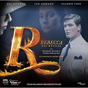 51c1tQR%2B4vL. SS300  - Rebecca - Das Musical - Stuttgarter Fassung - Gesamtaufnahme Live aus dem Palladiumtheater Stuttgart