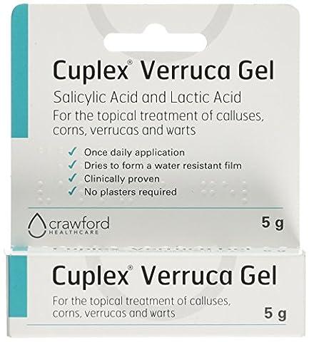 Cuplex Verruca Gel, 5gm