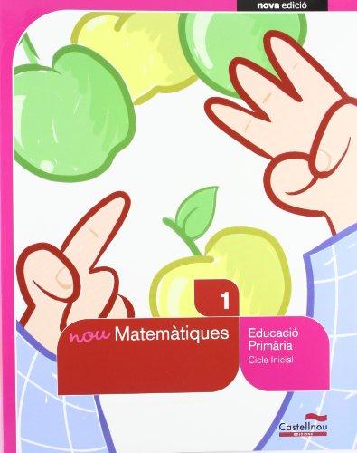 Nou Matemàtiques 1r (Projecte Salvem la Balena Blanca) (Libros de texto) - 9788498047660