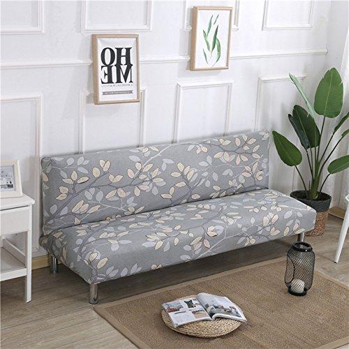 Lovehouse surefit fodera per divano letto,copertura di elasticità coperchio poliestere stampato antimacchia fodera per divano copridivano copertine protettore per 2,3,4 seduta divano salotto-q 63-75in