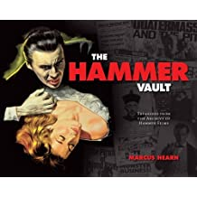The Hammer Vault by Marcus Hearn (2011-12-20)