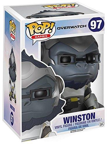 Funko Pop Winston 15cm/6″ (Overwatch 97) Funko Pop Overwatch