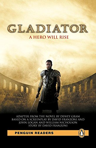 Penguin Readers 4: Gladiator Book & MP3 Pack (Pearson English Graded Readers) - 9781447934912 por Dewey Gram