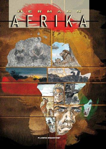 Afrika (Cómics BD NO, Band 2)