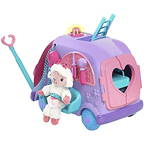 Doctora Juguetes - Doc mobile pull and go, juguete para bebés (Giochi Preziosi 90031)