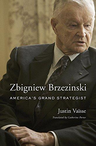 Zbigniew Brzezinski: America's Grand Strategist por Justin Vaïsse