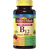 Nature en vitamine B12 1000 mcg Glande, 50 graines