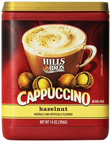 hills-bros-cappuccino-hazelnut-14-ounce-instant-drink-mix-pack-of-3-by-massimo-zanetti-beverage-usa