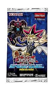 Konami- Speed Duel Booster - Tarjeta Yu-Gi-Oh, TCG388