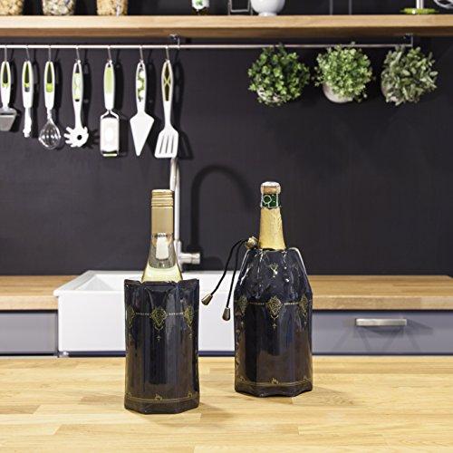 Gebraucht, Vacu Vin Aktiv Wein- & Champagnerkühler Motiv Klassik gebraucht kaufen  Wird an jeden Ort in Deutschland