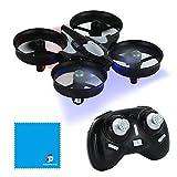 JJRC Mini Drohne H36 Mini Quadcopter Drone Spielzeug Geschenk für Kinder Anfänger-dunkel grau