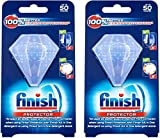 Finish Dishwasher Protector and Maintains Shine, Pack of 2