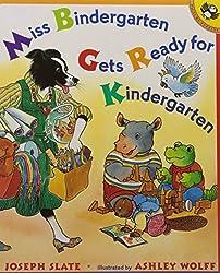 Miss Bindergarten Gets Ready F (Miss Bindergarten Books (Paperback))