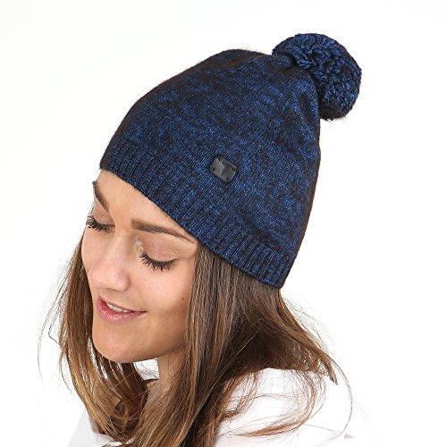 Trussardi Jeans Chapeau Femme Mod. 569302 Bleu