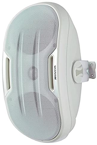 JB Systems K 52 - loudspeakers (White, Wall-mountable, Universal, Wired, 2-way)