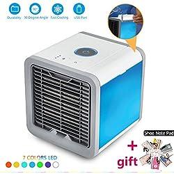 Trymway 2018New Air Cooler Arctic Air Persönlichen Raum Kühler Quick & Easy Way to Cool Outdoor tragbare Klimaanlage Home Office Schreibtisch Gerät