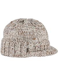 McBurn Grinta Visor Beanie Knit Beanie Winter Beanie