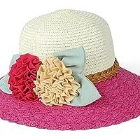MGS-Sombreros   Unisex Primavera Verano Otoño Todas Las Temporadas Vintage  Bonito Fiesta Trabajo Casual d572a28c60d