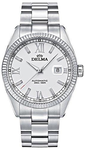 Delma - Herrenuhr Automatik Edelstahlarmband - 407080