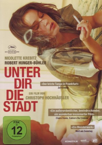 The City Below ( Unter dir die Stadt ) ( Sous toi, la ville ) [ NON-USA FORMAT, PAL, Reg.0 Import - Germany ] by Nicolette Kreb