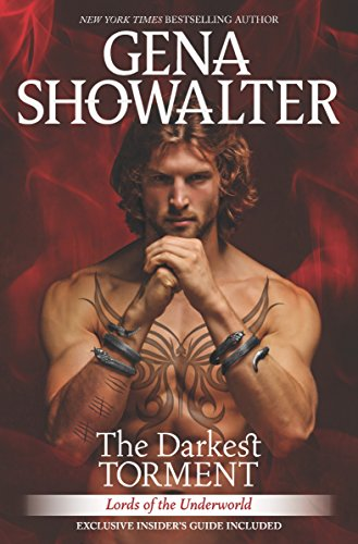 The Darkest Torment: A spellbinding paranormal romance novel (Lords of the Underworld Book 12) (English Edition)