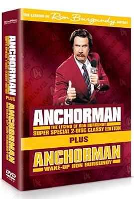 Anchorman / Wake Up Ron Burgundy [UK Import]