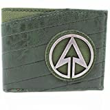 DC Comics Arrow Superhero Emblem Nero portafoglio immagine