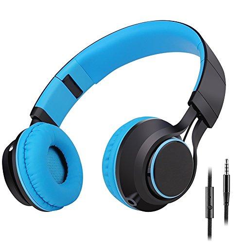 Sound Intone HD30 Bambini Cuffie con Microfono Cablate...