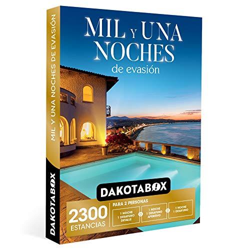 Dakotabox Mil et Une Nuit d'évasion boîte Cadeau, Unisexe Adulte, Standard