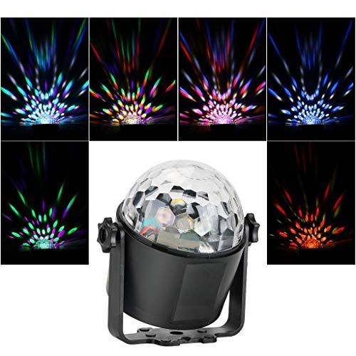 TianranRT Party Lichter Disco Kugel Blitz Licht Nacht Lichter Mit Fernbedienung Steuerung Für Party